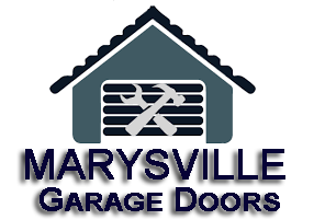 Marysville Garage Door Logo